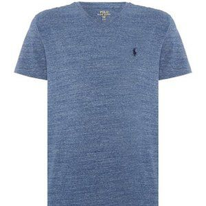Ralph Lauren Light Blue V-Neck Shirt